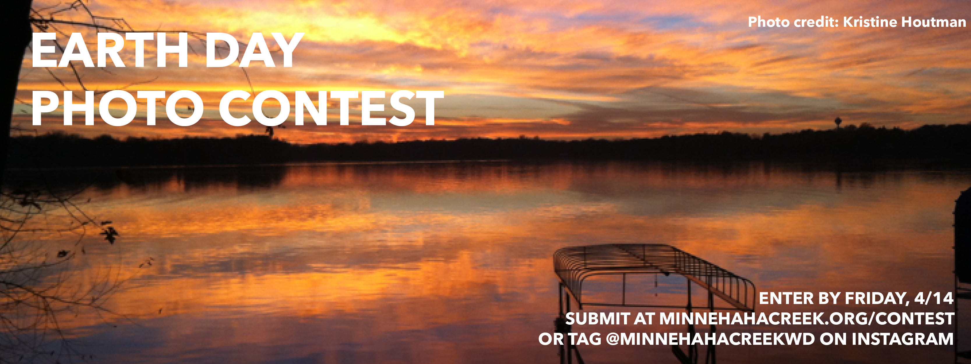 Earth Day Photo Contest Banner