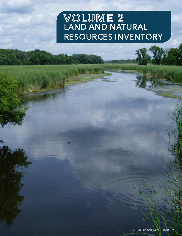 Volume 2 Land and Natural Resources Inventory