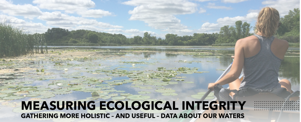 Measuring Ecological Integrity: Gathering More Holistic and Useful Data About Our Waters