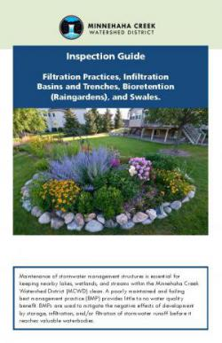 Cover of Filtration Practices Inspection Guide
