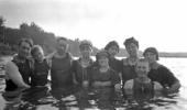 1914 Swimming at Lake Nokomis