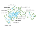 MCWD subwatersheds