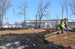 Constructing creek remeander