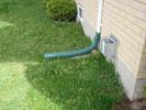 Downspout extension