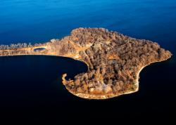 Aerial of Big Island